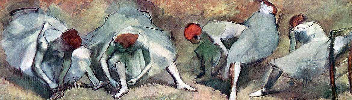 Kunstner - Edgar Degas